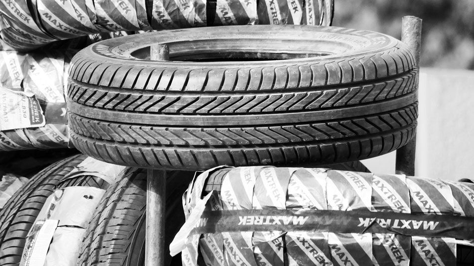 Tyres, exhausts & batteries